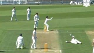 Move Over Azhar Ali's Bizarre Dismissal, Otago Volts Batsmen Steal The Show With Even Hilarious Run-Out in Plunket Shield | WATCH VIDEO