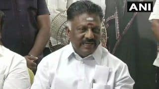 Don't Have Plans to Sabotage Government, TTV Dinakaran Continuing Low-level Politics: O. Panneerselvam