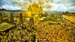 The Haldi Festival of Pattan Kodoli in Kolhapur Marks The Annual Fair of The Shepherd Community