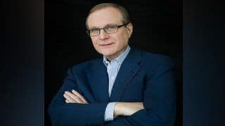 Microsoft Co-founder Paul Allen Dies at 65 After Battling With Non-hodgkin's Lymphoma