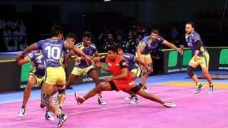 Pro Kabaddi League 2018: Pawan Sehrawat Shines as Bengaluru Bulls Beat Tamil Thalaivas in Lopsided Contest