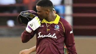 Looked up to Brian Lara, Says Shimron Hetmyer After Regaining Form