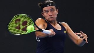 Anastasija Sevastova Stuns Osaka to Reach China Open Final