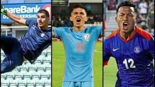 India vs China Friendly Football Match: Five Indian Players to Watch Out For