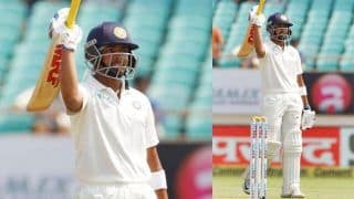 India vs West Indies 1st Test: From Being Youngest Indian Opener to Slam Ton on Debut to Drawing Comparison With Sachin Tendulkar, Records Prithvi Shaw Broke During His Maiden Hundred Against West Indies