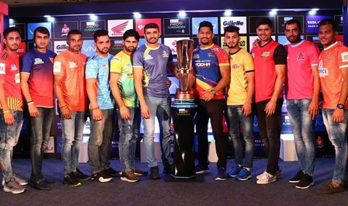 Pro Kabaddi 2019 Schedule Pro Kabaddi 2018 Season 6 Schedule, Preview, Teams, Full Squads