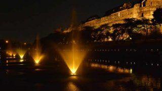 दिल्ली का पुराना किलाः और सुंदर हुई किले की झील, अब अंदर नहीं ले जा सकेंगे प्लास्टिक या खाद्य पदार्थ