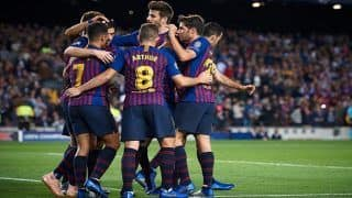 La Liga 2018-19, FC Barcelona vs Valladolid Live Streaming in India Online Free, TV Broadcast: Preview, Timing IST, Team News, Where to Watch