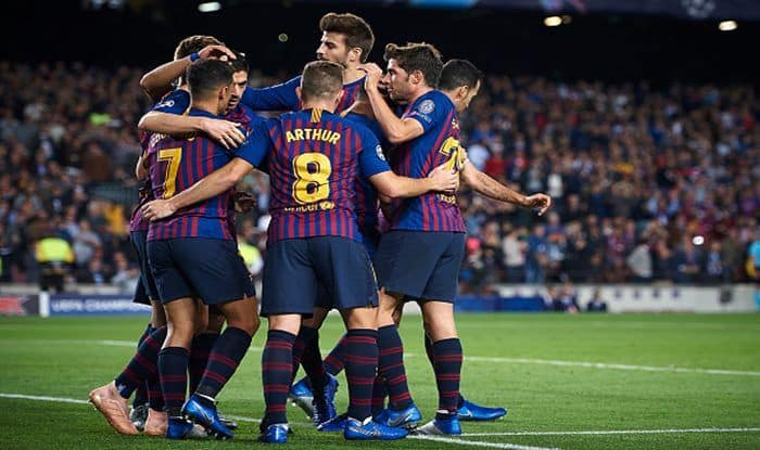 La Liga 2018 19 Fc Barcelona Vs Valladolid Live Streaming In