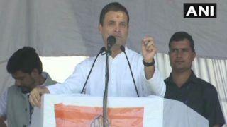 Madhya Pradesh Assembly Elections 2018: PM Modi Knows The Day CBI Starts Rafale Probe, Nation Will Know 'Chowkidar Chor Hai', Claims Rahul Gandhi