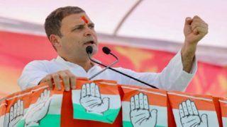 मप्र: चुनावी सभा में राहुल का तंज, पीएम मोदी की दोस्ती अमीरों से है, गरीबों के लिए उनके दिल में जगह नहीं