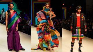 Lotus Make-up India Fashion Week: Manish Malhotra Joins Other Designers to Celebrate The Power of Genderless Love