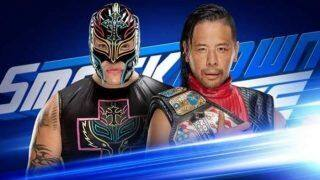 Rey Mysterio to Face -Off Against Shinsuke Nakamura in SmackDown 1000 Anniversary