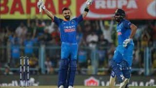 INDvWI: टीम इंडिया ने वेस्टइंडीज को 8 विकेट से हराया, रोहित-विराट का तूफानी शतक
