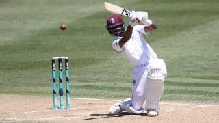 India vs West Indies 2018, 2nd Test Highlights: Roston Chase Unbeaten 98 Keeps India at Bay on Day 1