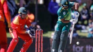 South Africa vs Zimbabwe 3rd ODI Cricket Live Streaming: When And Where to Watch Online in India