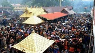 Sabarimala Verdict: Don't Complain if There's Molestation, Warns Former TDB President