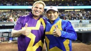 I Would Choose Sachin Tendulkar Over Brian Lara to Bat For my Life, Says Shane Warne