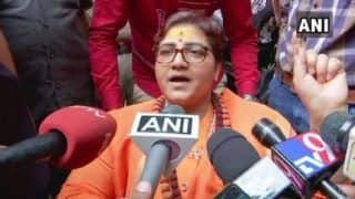 EC Seeks Report, IPS Association 'Strongly Condemns' Sadhvi's Comments on Ex-Mumbai ATS Chief