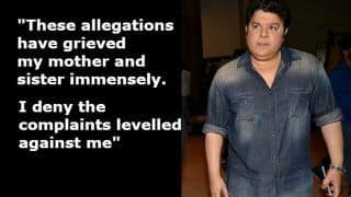 #MeToo: Sajid Khan Finally Responds to IFTDA's Letter, Denies Claims of Sexual Harassment Against Him