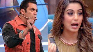 Bigg Boss 12 October 13 Episode Weekend Ka Vaar Written Update: Salman Khan Warns Shrishty Rode And Saba Khan Against Violence