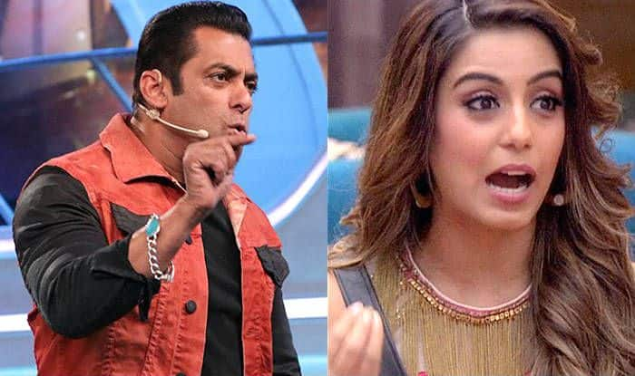 Actor Neha Pendse evicted from Bigg Boss 12?
