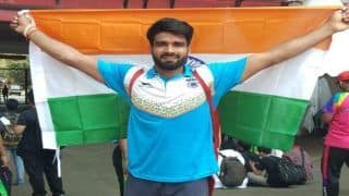 Para Asian Games 2018: Javelin Thrower Sandeep Chaudhary Opens India's Gold Account at Jakarta
