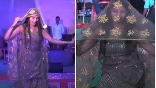 Video: 'चांद' दिखाकर बिहार लूटने आई सपना चौधरी, देखिए गरदा डांस