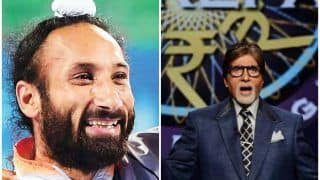 Former Hockey Captain Sardar Singh Was Surprised When Amitabh Bachchan Shared Sachin Tendulkar's Heart Warming Message in Kaun Banega Crorepati