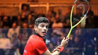 Squash Ace Saurav Ghosal Climbs to Career-Best Ranking of 11