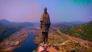 Leaking Roof of Statue of Unity Makes Visitors Furious, Officials Call it Part of Design