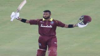 India vs West Indies 2nd ODI: Centurion Shai Hope Calls For Consistency After Vizag Thriller