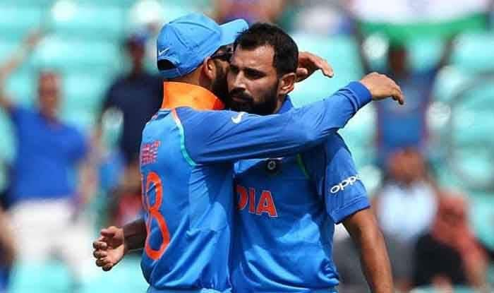 New Zealand vs India 1st ODI: Mohammed Shami Creates History, Surpasses Irfan Pathan, Zaheer Khan to Become Fastest Indian Bowler to Reach 100 ODI Wickets