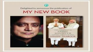 Shashi Tharoor's New Book 'The Paradoxical Prime Minister: Narendra Modi And His India' to Hit Stands on October 26