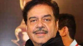 'Appalled' That Sidhu Had to Resign, Congress Leader Shatrughan Sinha Shows Support