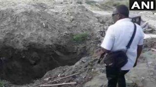 मुजफ्फरपुर शेल्टर होम स्कैंडलः श्मशान घाट की खुदाई से सीबीआई को मिला कंकाल, ब्रजेश ठाकुर की मुश्किलें बढ़ीं