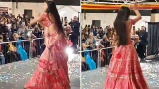 Yeh Rishta Kya Kehlata Hai Actress Shivangi Joshi's Stunning Performance on Zingaat Will Drive Away Your Mid-week Blues - Watch