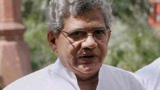 पीएम मोदी की सरकार पर माकपा नेता सीताराम येचुरी का हमला, कहा- यह अब तक की सबसे निर्मम सरकार