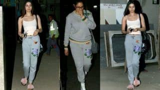 Khushi Kapoor Just wore Her Mother Sridevi's Sweatpants, The Pictures Will Make You Miss The Actress