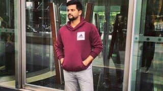 CSK's Suresh Raina Does Workout at Home During COVID-19 Lockdown to Stay Fit | WATCH VIDEO