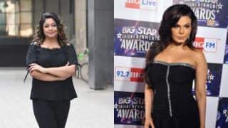 Tanushree Dutta Hits Back at Rakhi Sawant, Calls Her a 'Sex Obsessed Moron' Who Had Plastic Surgery Done on Her Brain