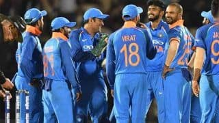 INDvsWI: टीम इंडिया ने 9 विकेट से जीता आखिरी वनडे, सीरीज पर 3-1 से किया कब्जा