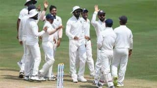 INDvsWI: टीम इंडिया ने वेस्टइंडीज के खिलाफ 2-0 से जीती टेस्ट सीरीज, पृथ्वी शॉ 'मैन ऑफ द सीरीज'