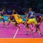 Telugu Titans Defeat Patna Pirates 35-31 in Pro Kabaddi League