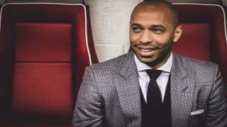 French Football Legend Thierry Henry Begins Dream Role as Head Coach of AS Monaco