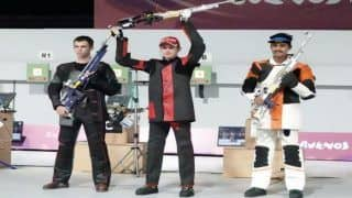 Shooter Tushar Mane Bags Silver to Open India's Medal Account in Youth Olympics