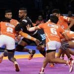 U Mumba Hammer Telugu Titans 41-20 in Pro Kabaddi League 2018 Clash