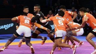 Pro Kabaddi League 6: U Mumba Clinch Thriller vs Patna Pirates