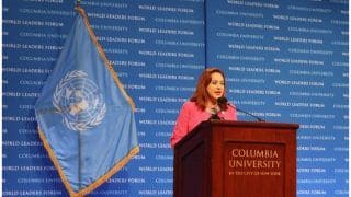 #MeToo कैम्पेन को UN का समर्थन, कहा- यौन उत्पीड़न को कतई बर्दाश्त नहीं किया जाना चाहिए