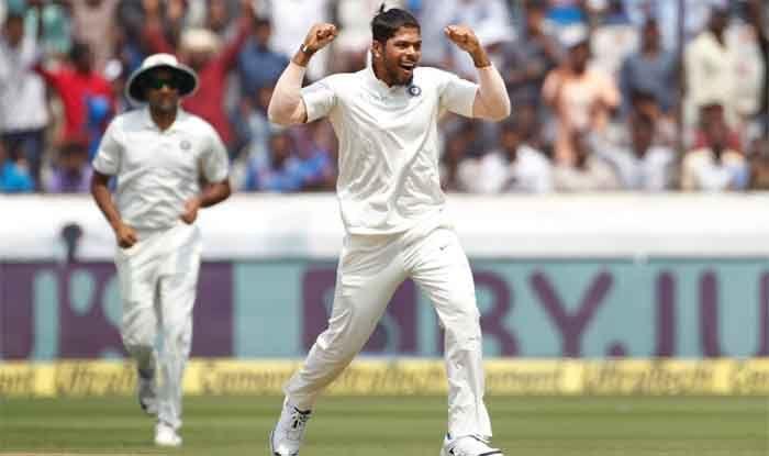 रणजी ट्रॉफी सेमीफाइनल: उमेश यादव के तूफान में ढह गई केरल की बल्लेबाजी, विदर्भ ने बनाई बढ़त